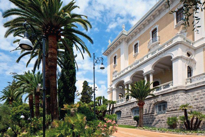Bordighera Villa Margherita