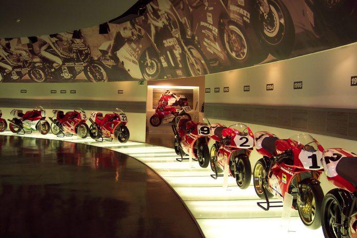 Bologna Museo Ducati