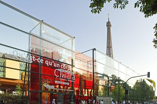 Parigi Musée du Quai Branly