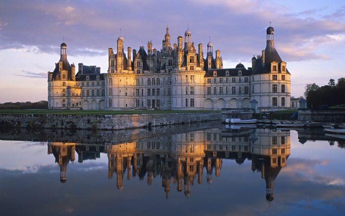 Parigi Château de Chambord