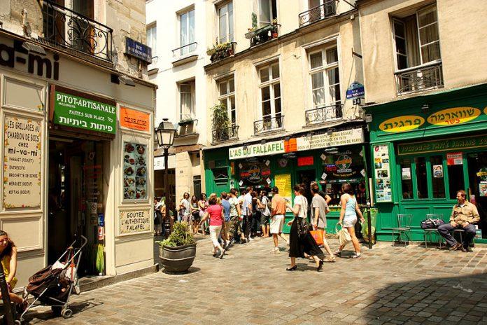Parigi Quartiere Marais