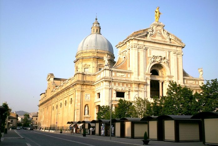 Assisi Santa Maria degli Angeli