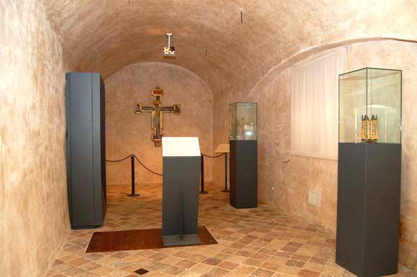 Assisi Museo della Porziuncola