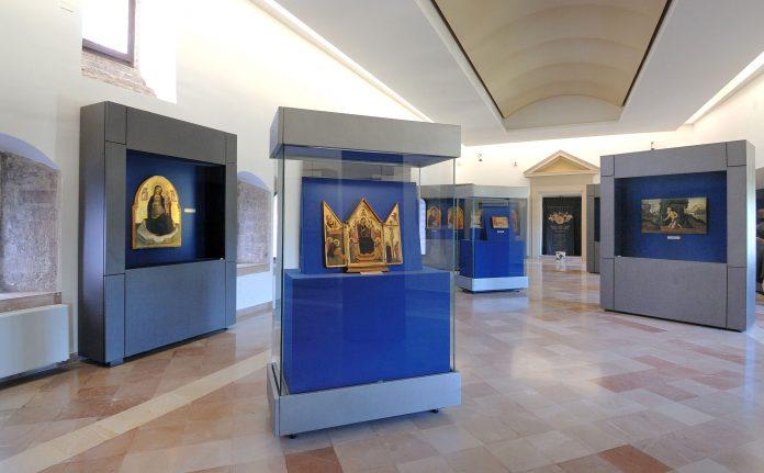 Assisi Museo della Basilica