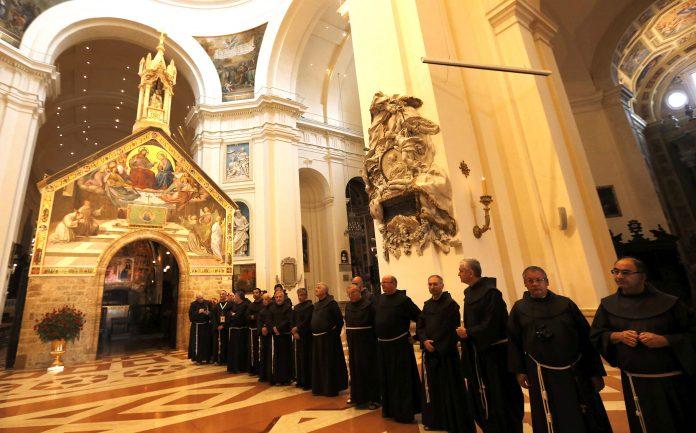 Assisi Basilica Frati