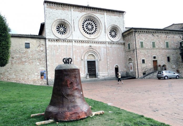 Assisi Abbazia di San Pietro