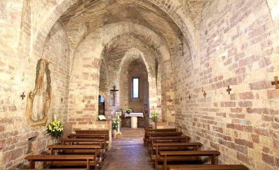 Assisi San Giacomo de Muro Rupto