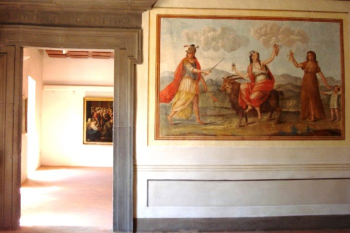 Assisi Palazzo Vallemani