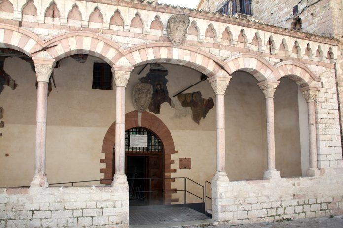 Assisi Oratorio Pellegrini