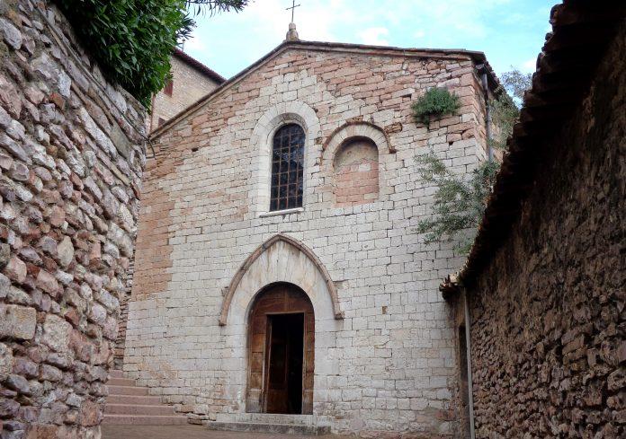 Assisi Santo Stefano