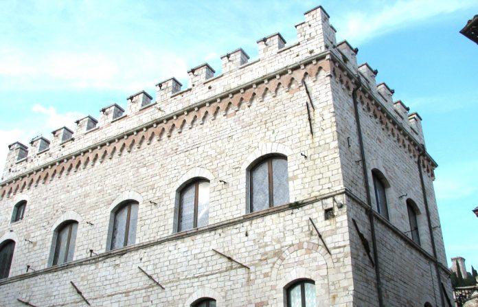 Assisi Palazzo dei Priori