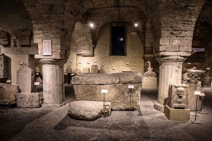 Assisi Foro Romano