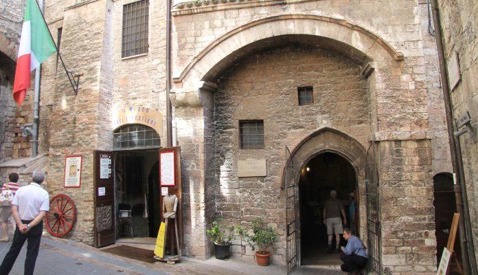 Assisi L'Oratorio Piccolino
