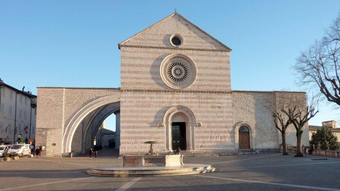 Assisi Santa Chiara