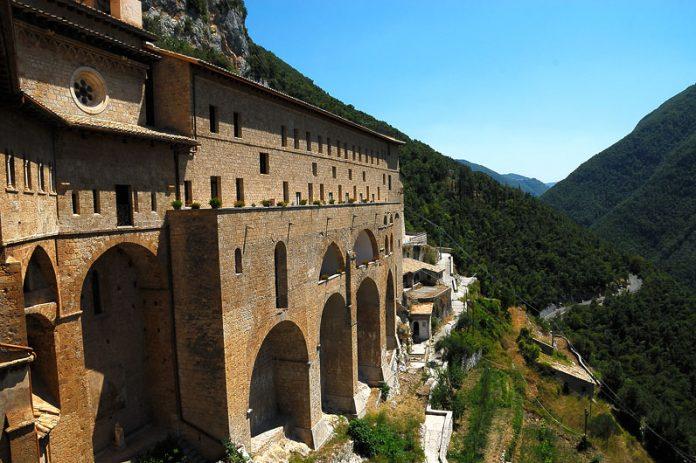Assisi Monastero di San Benedetto