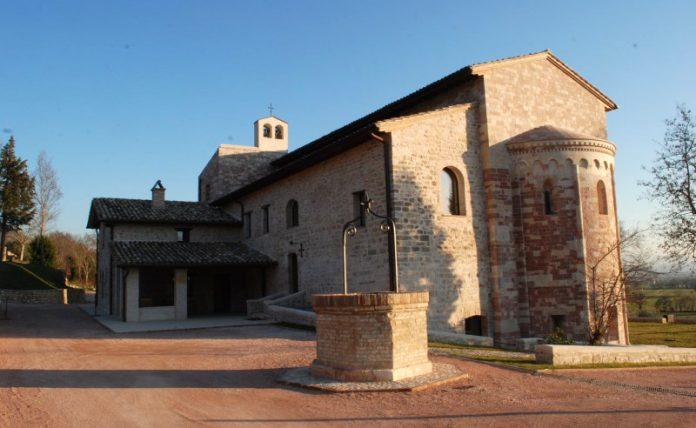 Assisi chiesa di San Masseo
