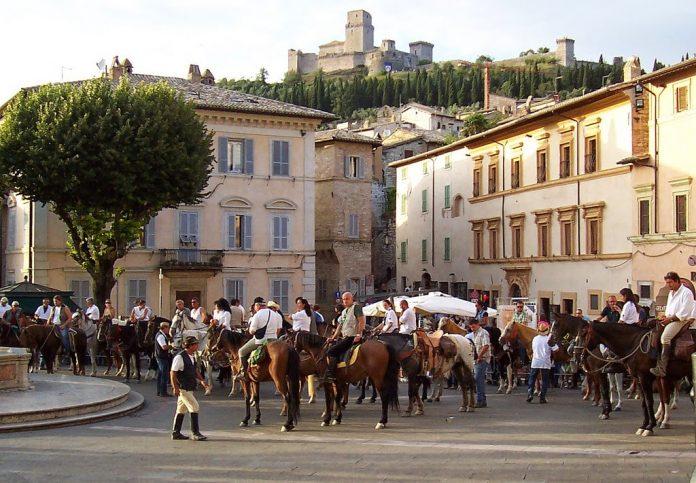 Assisi Cavalcata di Satriano