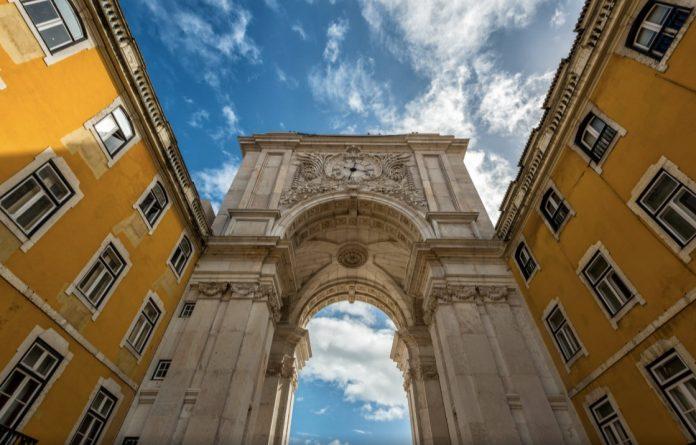 Arco di Rua Augusta Lisbona cosa vedere
