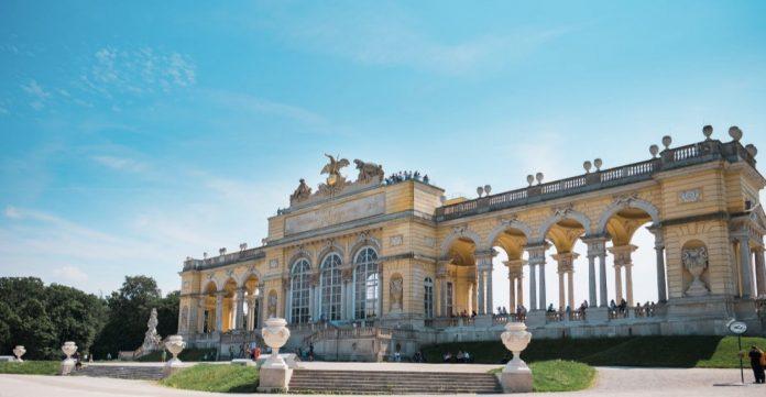 La Gloriette Vienna luoghi di interesse