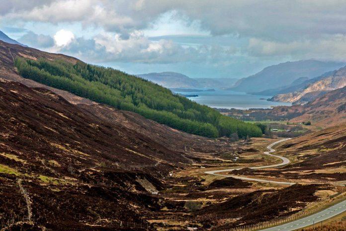 Scozia Highlands