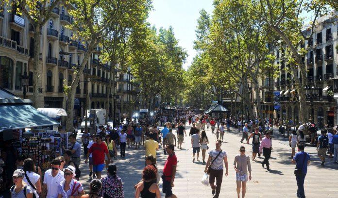 Barcellona Rambla
