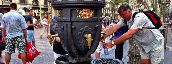 Barcellona Font de Canateles