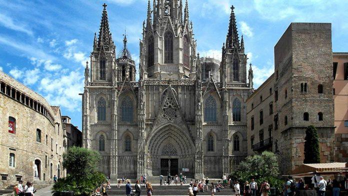 Barcellona Cattedrale S. Croce e Eulalia