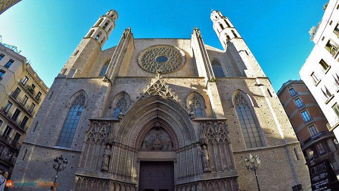 Barcellona Santa Maria del Mar