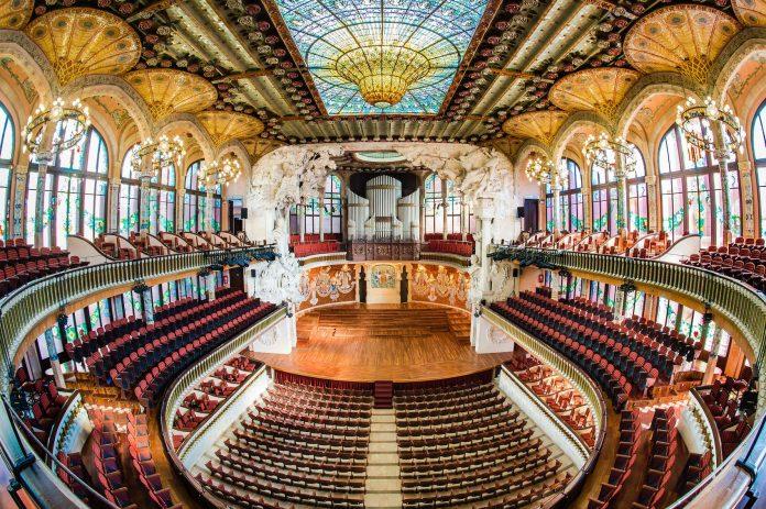 Barcellona Palau de la Música