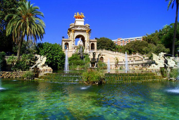 Barcellona Parco della Cittadella