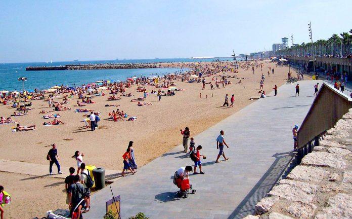 Barcellona Platja de Somorrostro