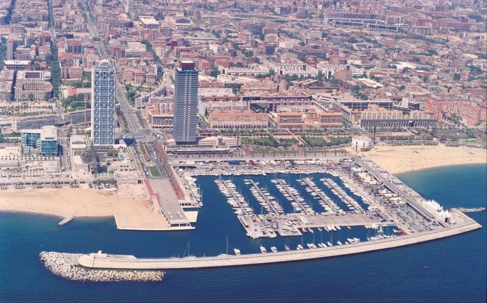 Barcellona Port Olimpic