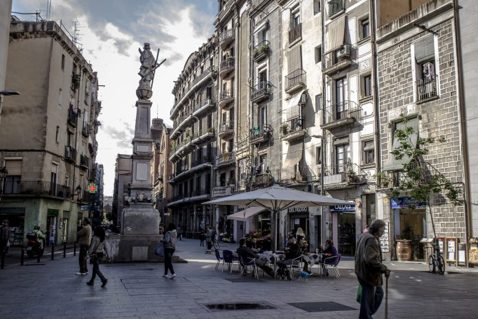 Barcellona El Raval