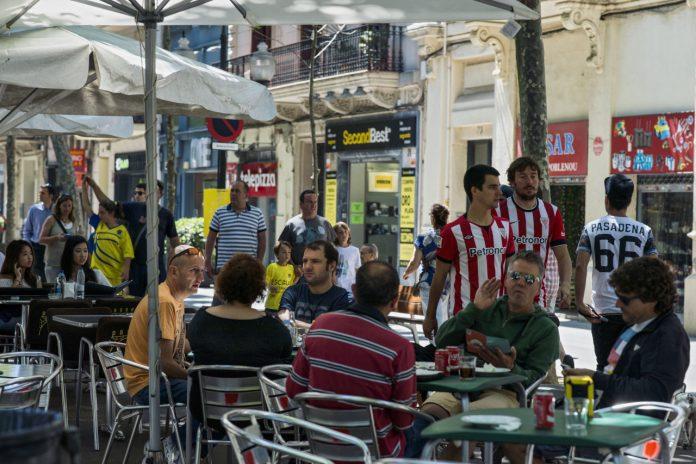 Barcellona Rambla del Poblenou
