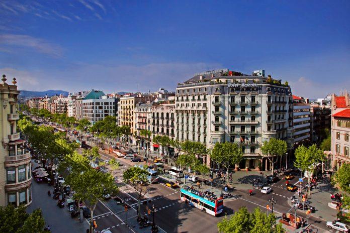 Barcellona Passeig de Gràcia