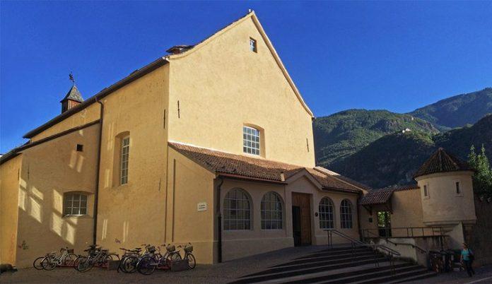 Bolzano Chiesa dei Cappuccini