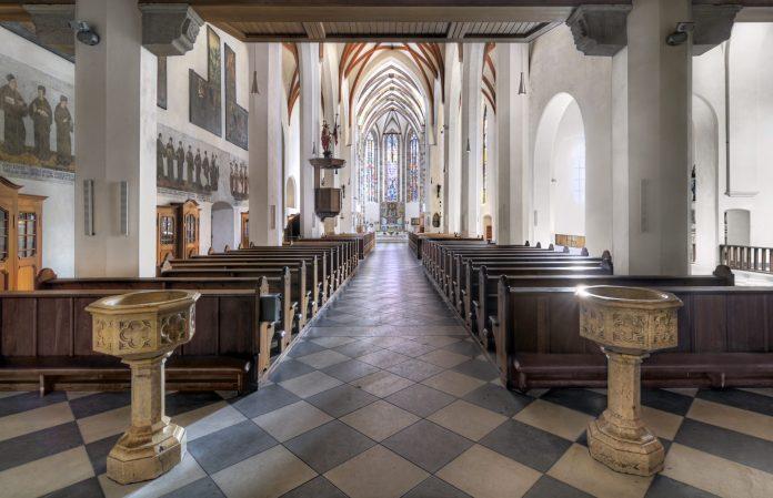 Bolzano Chiesa Francescani