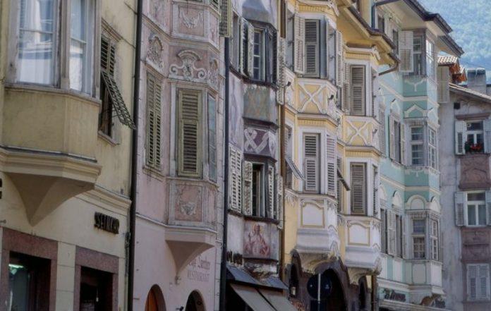 Bolzano Via Bottai