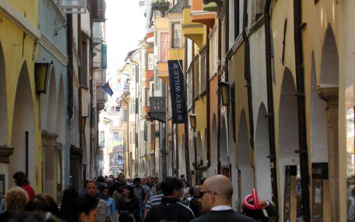 Bolzano Portici