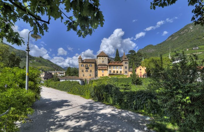 Bolzano Passeggiata del Talvera