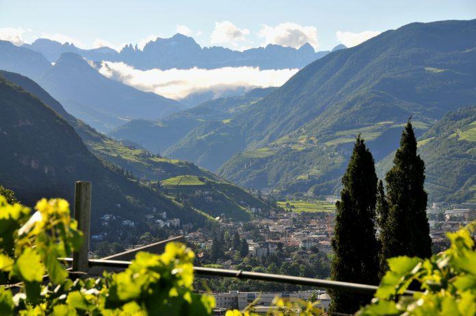 Bolzano Panorama