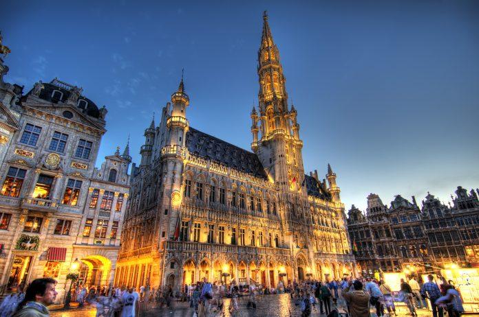 Bruxelles Hotel de la Ville