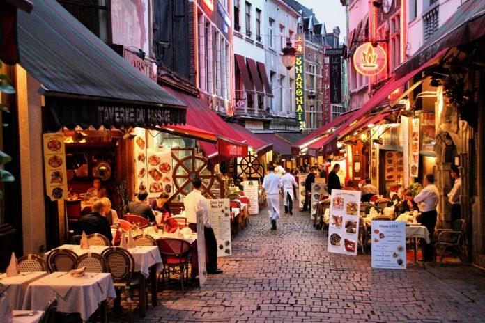 Bruxelles Îlot Sacré