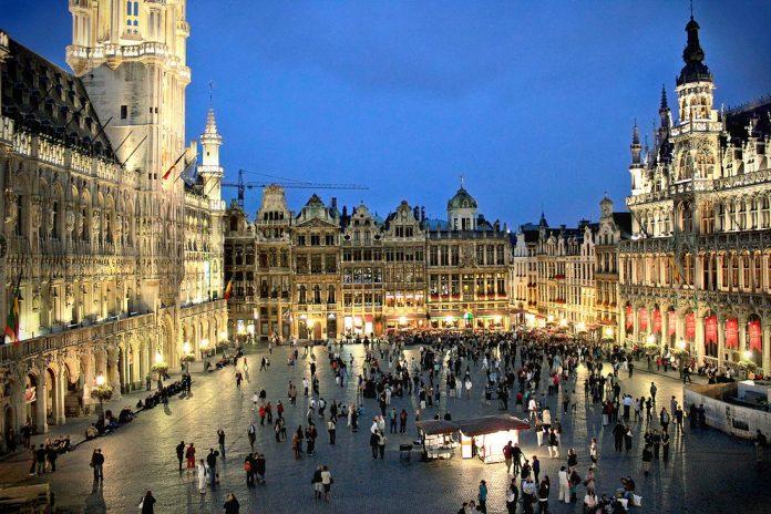 Bruxelles La Grande Place