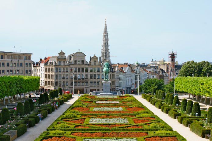 Bruxelles Mont Des Arts