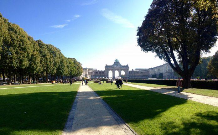 Bruxelles Parco Cinquantenario