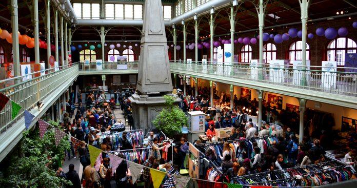 Bruxelles Vintage Market di St. Gery
