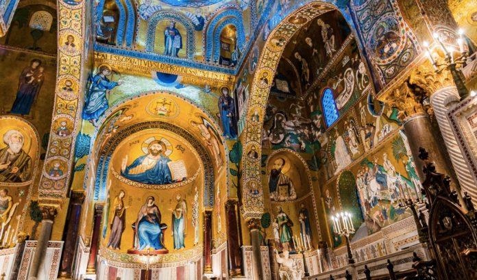 Cappella palatina Palermo cosa visitare