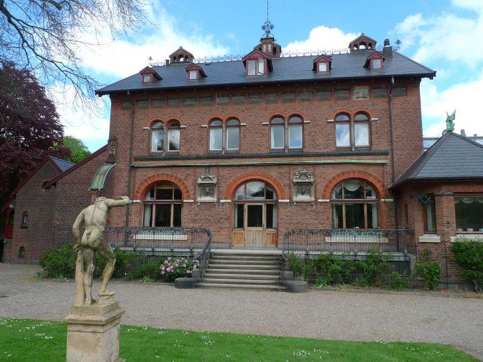 luoghi di interesse a Copenaghen Casa di Jacobsen