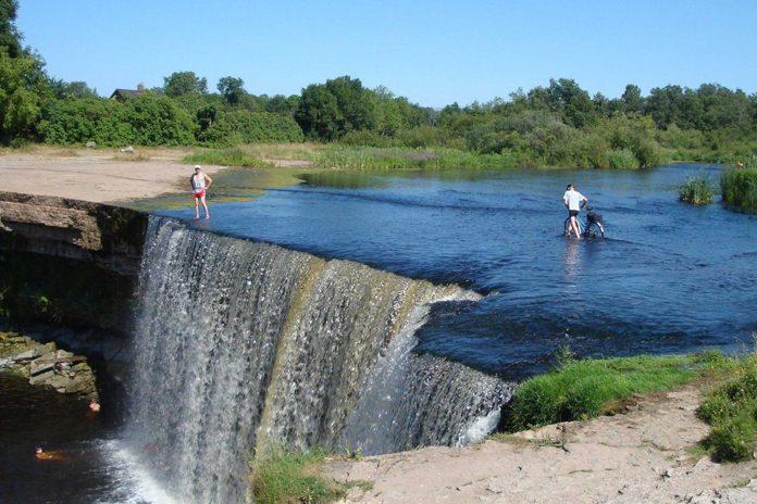 Cascata Jagala Estonia